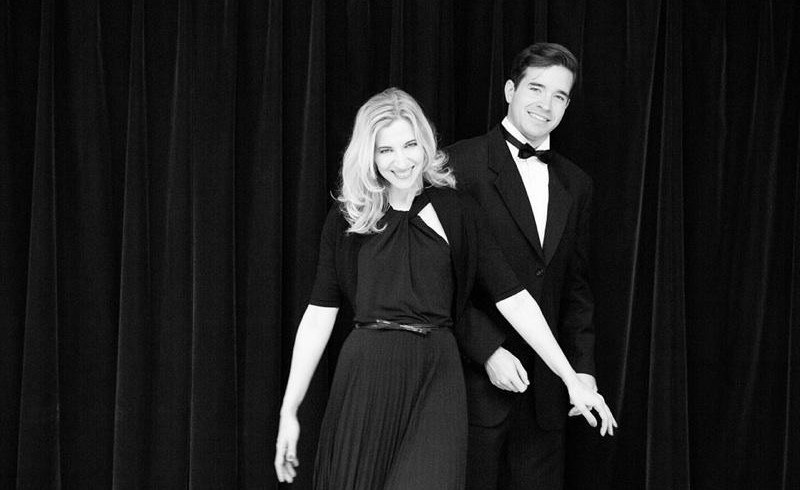 Christine Nagy and Brendan C. Reardon from The Dance